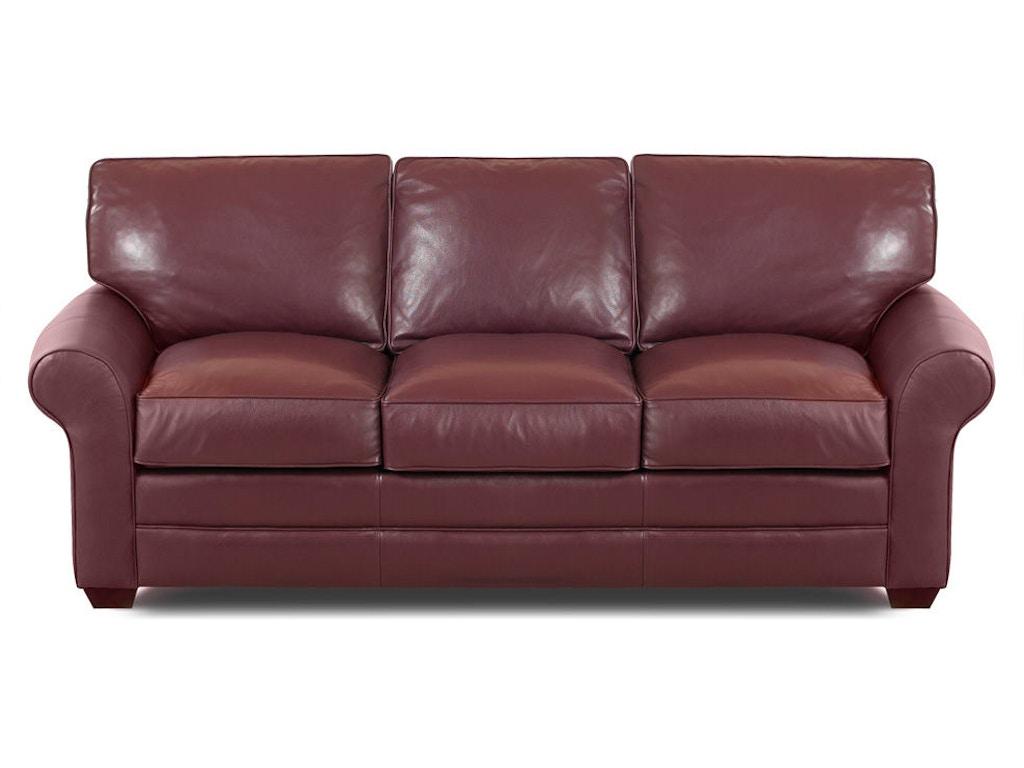 Klaussner Living Room Troupe Sofa Ld51360 S Hanks Fine Furniture Bentonville Ar Conway Ar