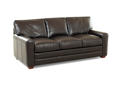 Klaussner Living Room Hybrid Sofa