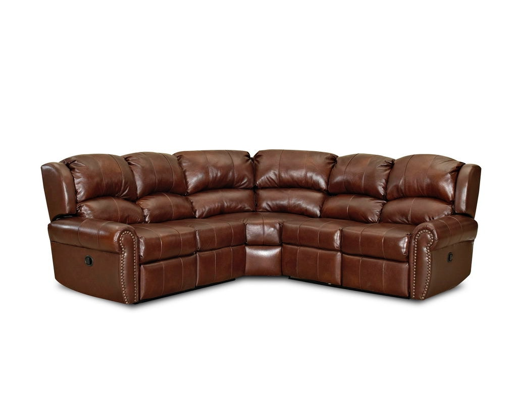 Klaussner Living Room Mcalister Sectional Lv32404 Lth Sect