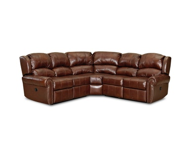 Klaussner Living Room McAlister Sectional