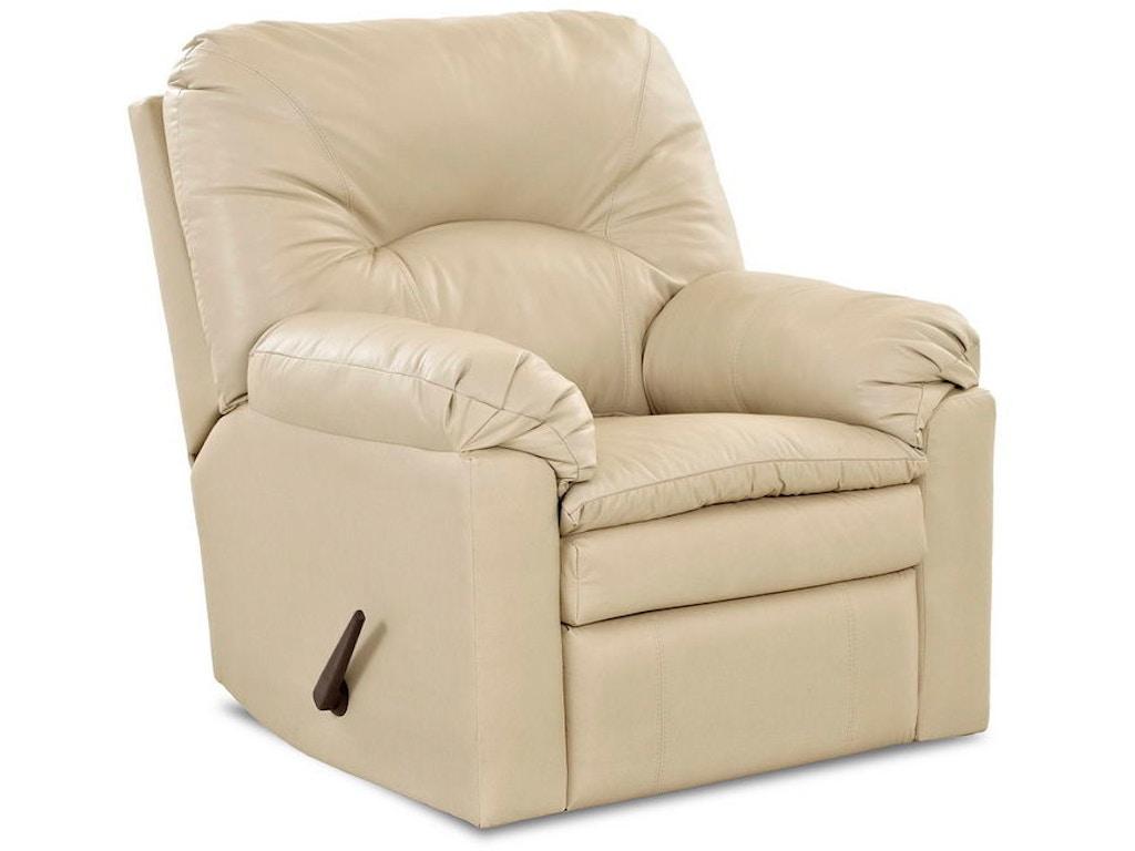 Klaussner Living Room Bennington Chairs Lv40703 Rc Hanks Fine Furniture Bentonville Ar