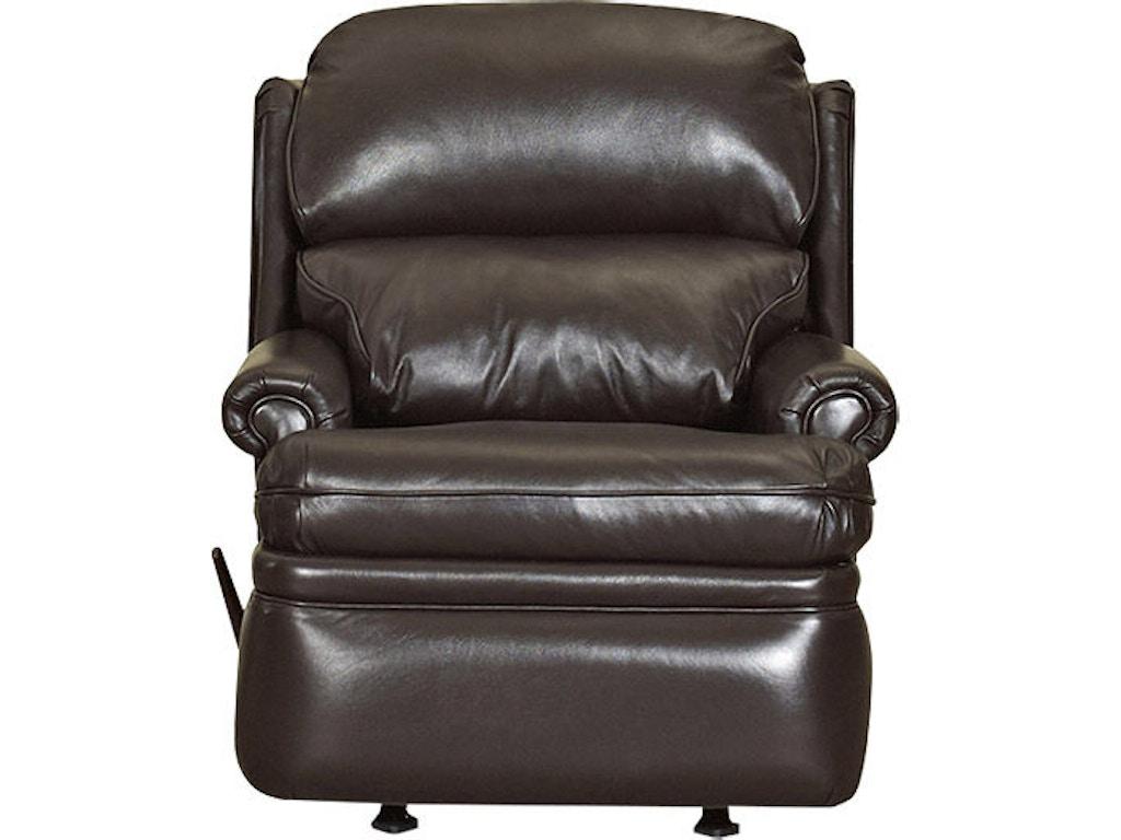 Klaussner Living Room Sylvan Rocker Recliner Lv41703h Rrc Hamilton Sofa Leather Gallery