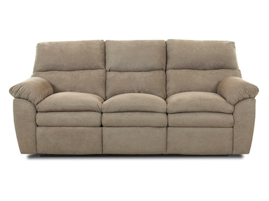 Klaussner Living Room Sanders Reclining Sofa