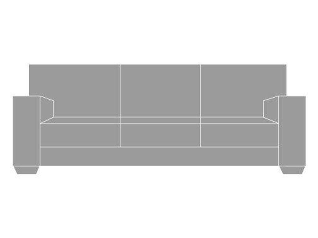 Klaussner Wilson Sofa LV31903 PWRS