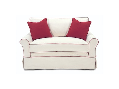 Somerset Twin Sleeper W/Slipcover