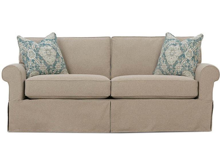 Rowe Living Room Nantucket Two Cushion Sofas A910r Stowers Furniture San Antonio Tx