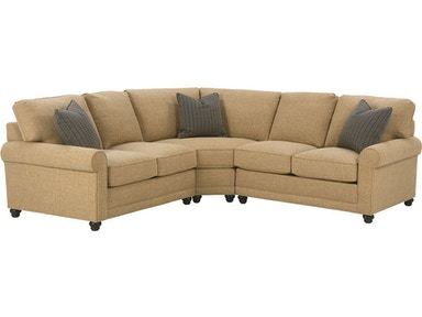 Rowe Sectional MY STYLE SECTIONAL