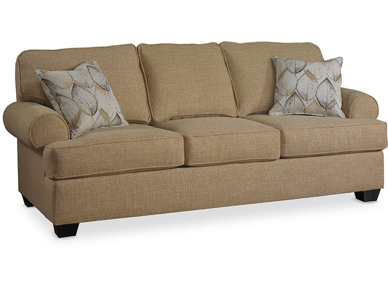 Rowe Living Room Cabin Three Cushion Sofa C920 Bernhaus Furniture Berne In
