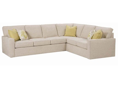 Rowe Monaco Sectional D188-Sect