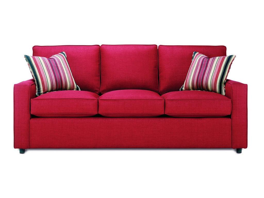 Rowe Living Room Monaco Queen Sleeper D189 000 Signature Furniture Lexington Ky