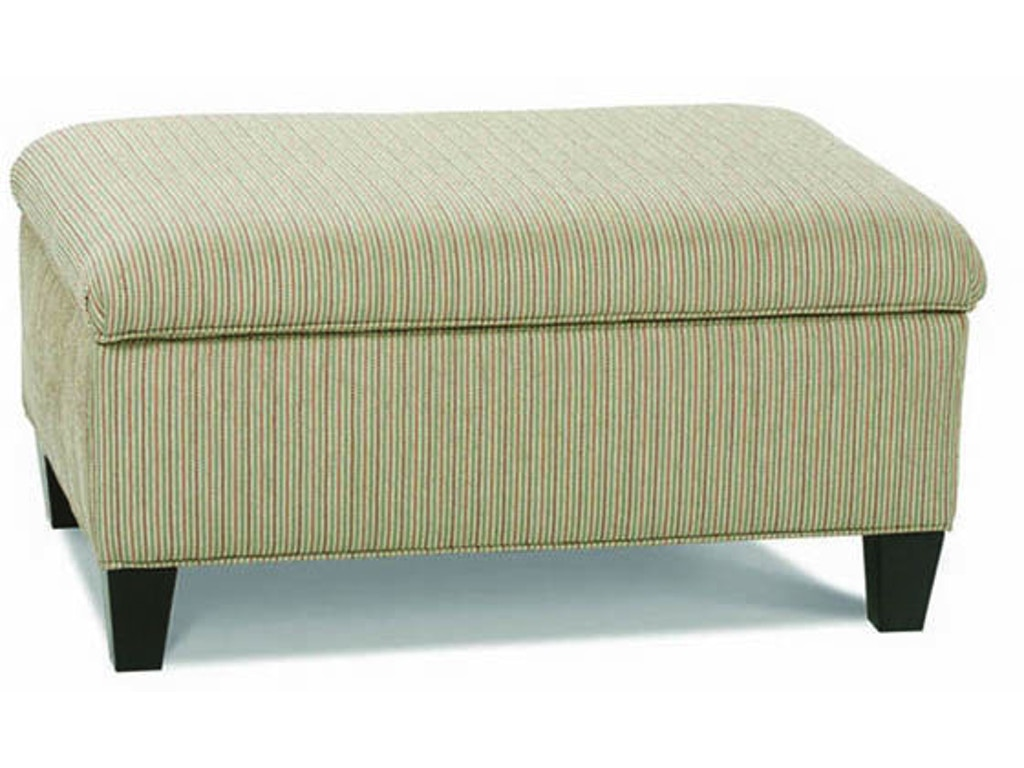 Rowe Living Room Hess Storage Ottoman F33 Bernhaus Furniture Berne In