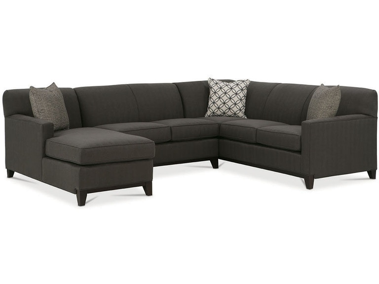 Rowe Living Room Martin Sectional G560 Sect Hamilton