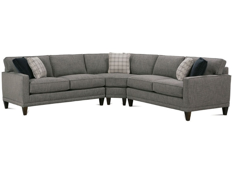 Ckd Living Room Townsend Sectional K628 Sect Stacy