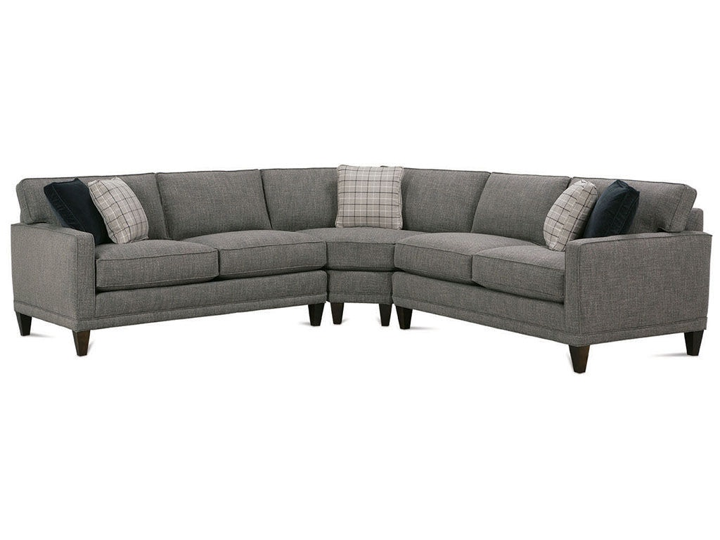 Nice Rowe Townsend Sectional K628 Sect