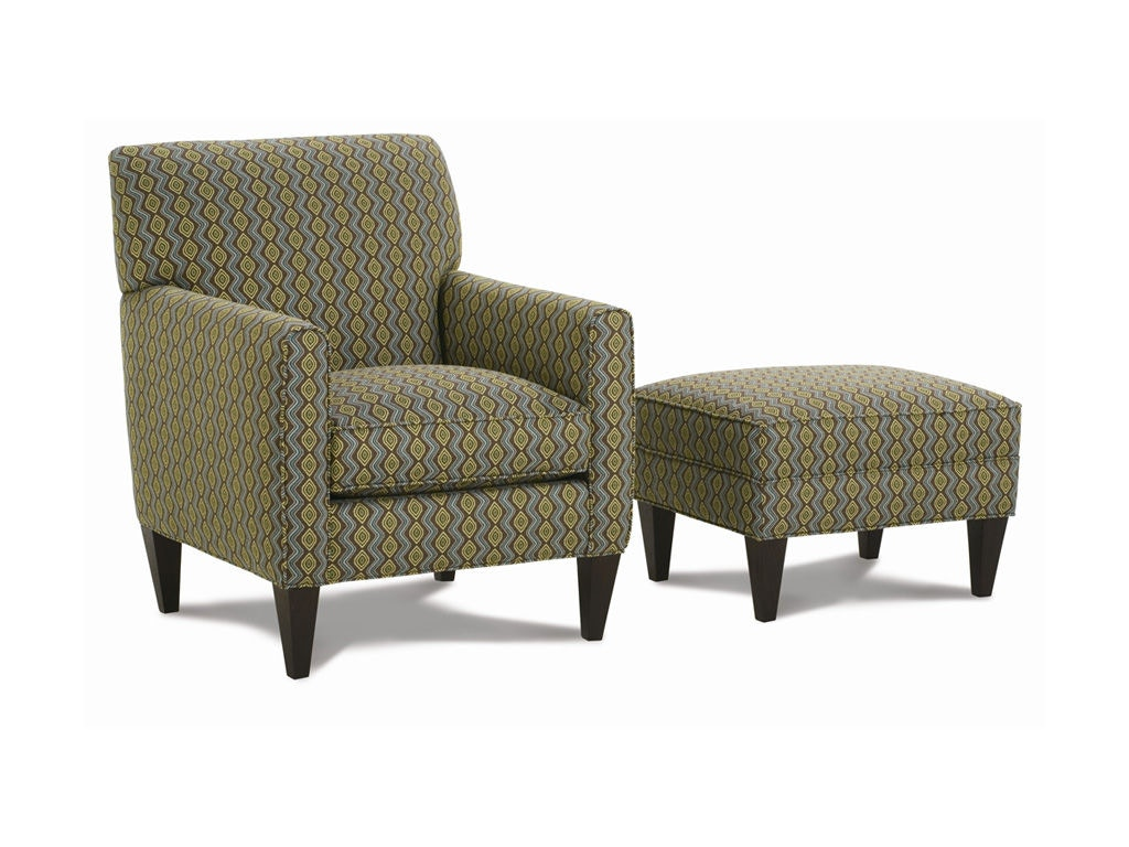 Rowe Living Room Willett Accent Chair K741 Warehouse