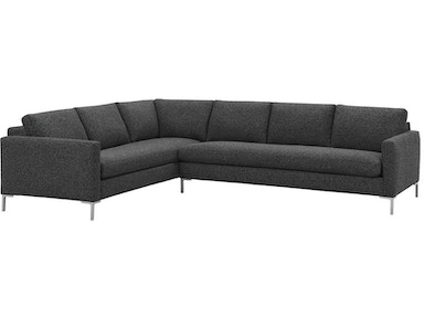 Rowe Rowe Modern Mix Plain Back Sectional MD100-B-118