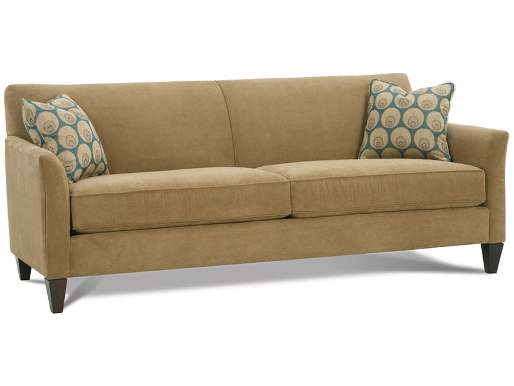 rowe living room varick sofa choose 2 or 3 seat cushions. Black Bedroom Furniture Sets. Home Design Ideas