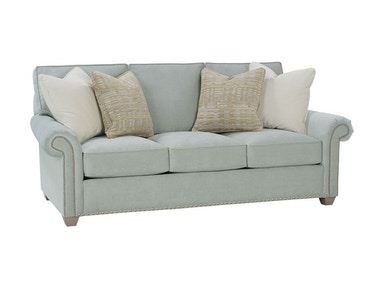Rowe Living Room Morgan Sofa 85 N700 002 Matter Brothers Furniture Fort Myers Sarasota