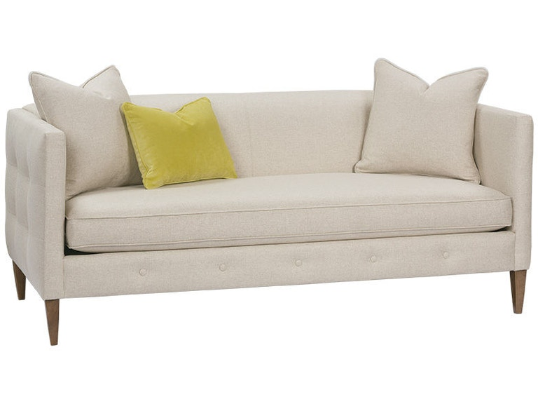 Rowe Living Room Claire 75 Sofa Bench Cushion N760 021