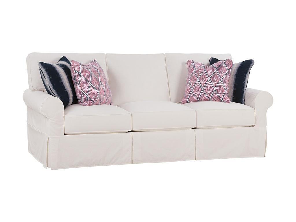 Rowe Living Room Easton Sofa P275 003 Stahl Furniture