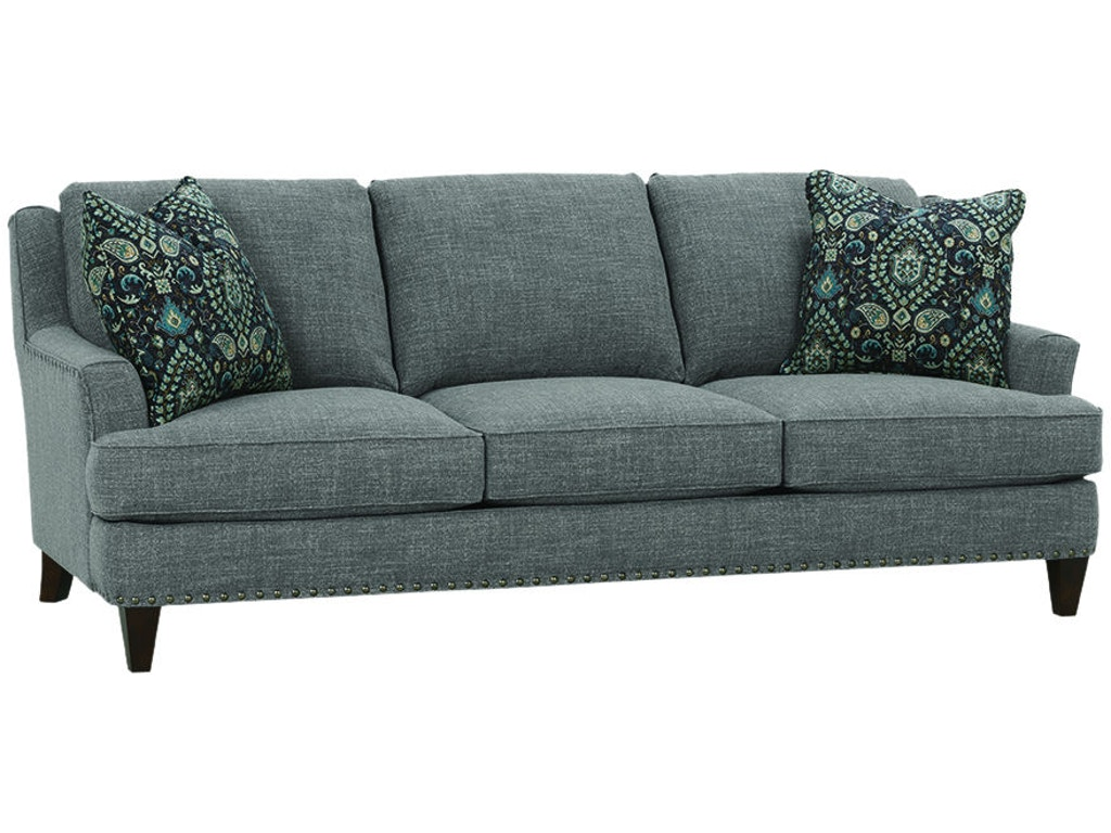 Rowe Living Room Brenner Sofa P280 002 Signature Furniture Lexington Ky