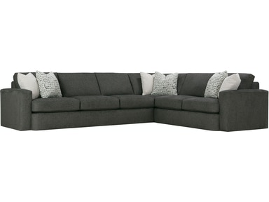 Rowe Lauren Sectional P350-Sect