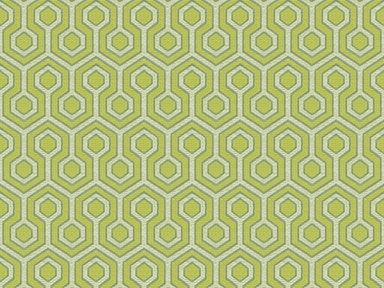 Kravet Contract HEXAGONAL HOUSE HONEYDEW 33940.3