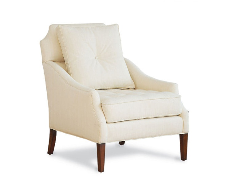 Kravet Opus Button Chair 27B G 91 W