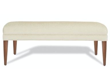 Kravet Quartet Straight Tufted Bench AC12B-48 P X