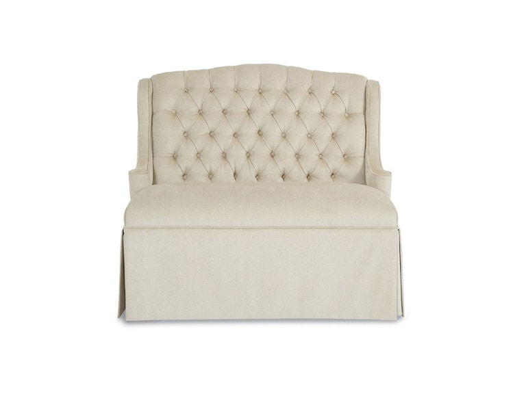 Kravet Trio Tufted Back/Skirted Banquette AC17-47 89 N