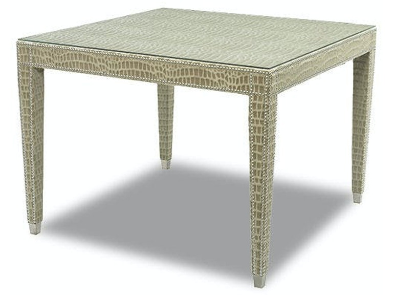 Kravet Wrapped Game Table B5109