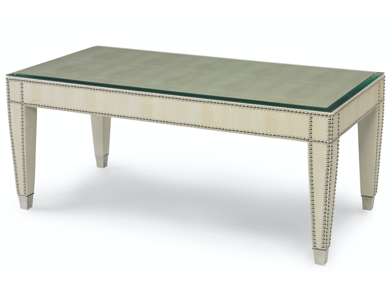 Kravet Wrapped Cocktail Table B5117