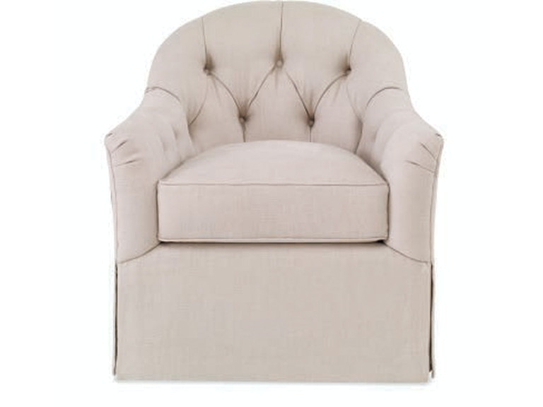 Kravet Interlude Tufted Chair B749T