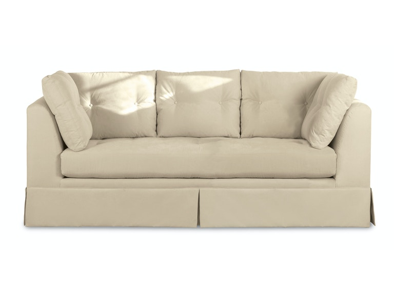 Kravet Adagio Skirted Sofa D222 EXT 89 N