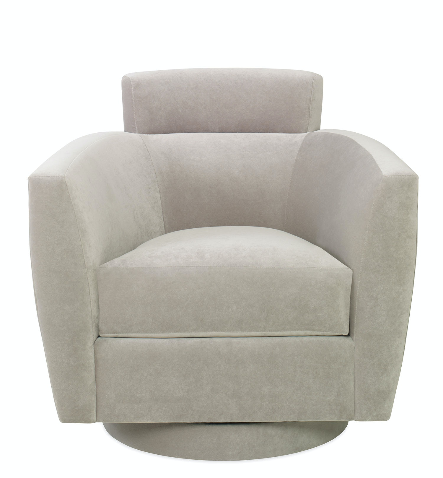 Kravet Smart Loyola Swivel Chair DL950 CH