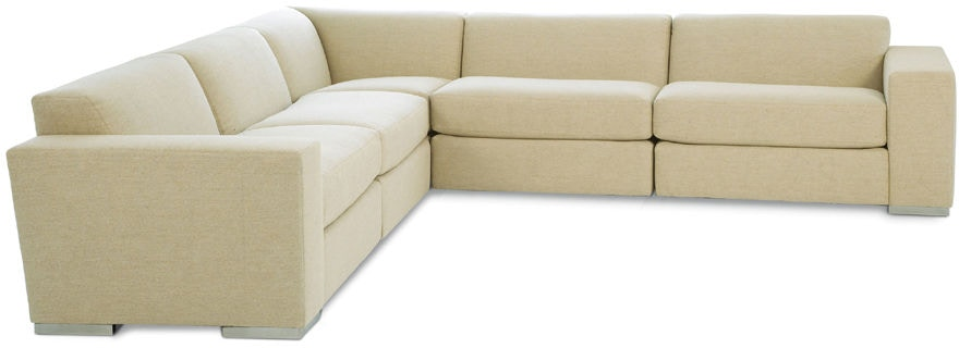 Kravet East Side Sectional DS243LC/AC/CC/RC