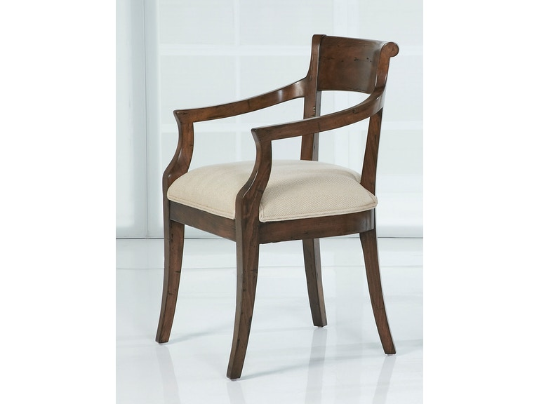 Kravet Neoclassic Arm Chair FS10A