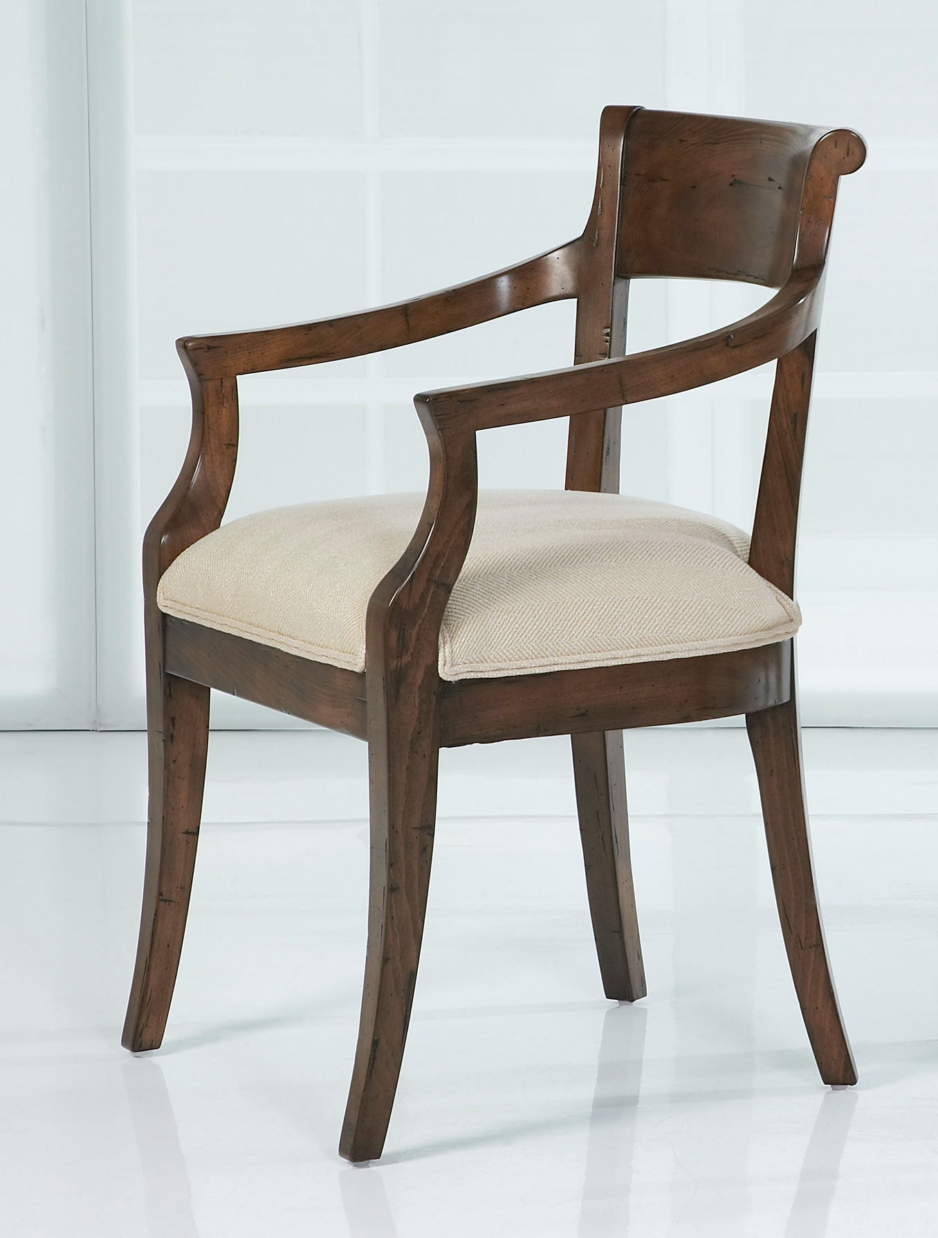 FS10A. Neoclassic Arm Chair