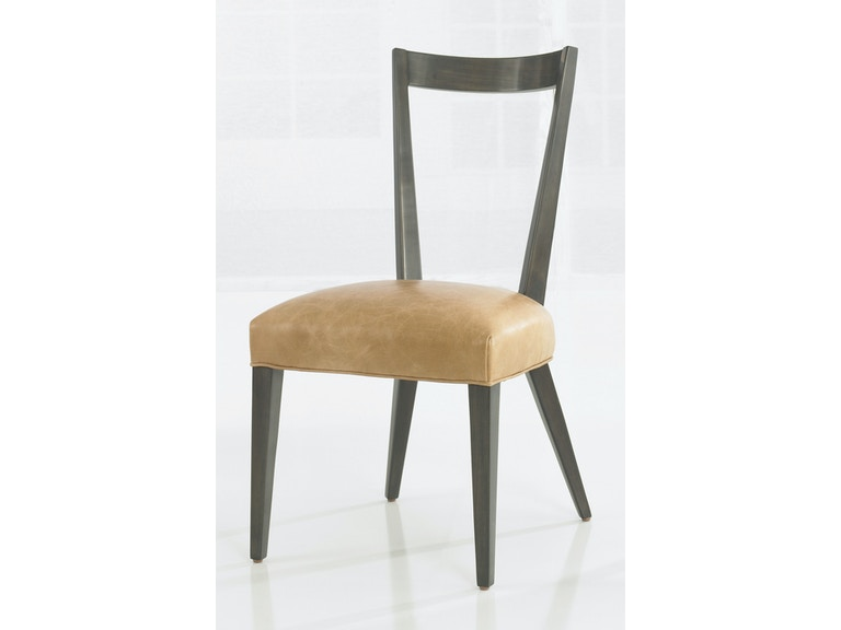 Kravet Trigere Open Back Side Chair FS27S