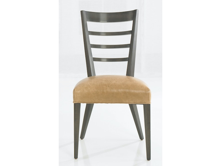 Kravet Trigere Ladder Back Side Chair FS28S