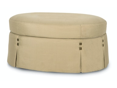 Kravet Bilbao Large Oval Bench FS303