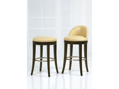 Kravet Tibet Swivel Bar Stool and Counter Stool H3816/H3817