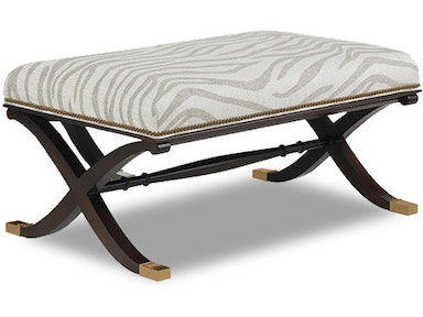 Kravet Celia Plain Top Bench HC302-B