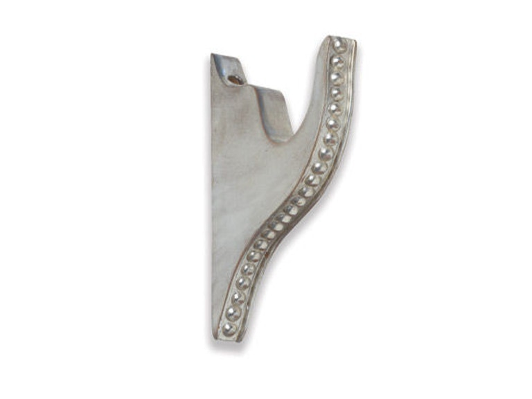 Kravet Beaded Bracket-Gilded Silver HDW20011.11