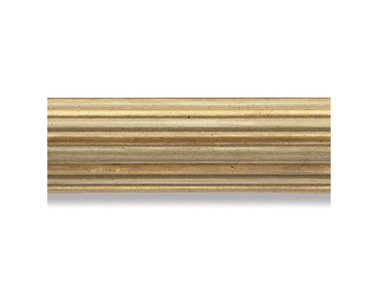 Kravet Reeded Pole-Bisque/Gilded Gold HDW20023.1644