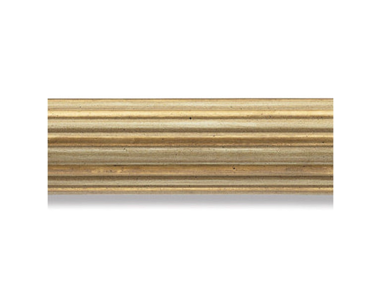 Kravet Reeded Pole-Bisque/Gilded Gold HDW20024.1644
