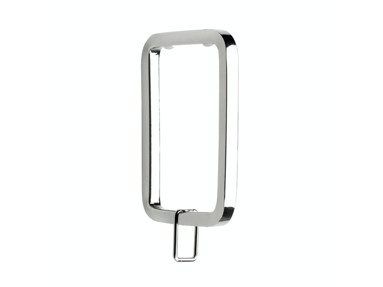 Kravet Rectangular Ring-Polished Nickel HDW20044.11