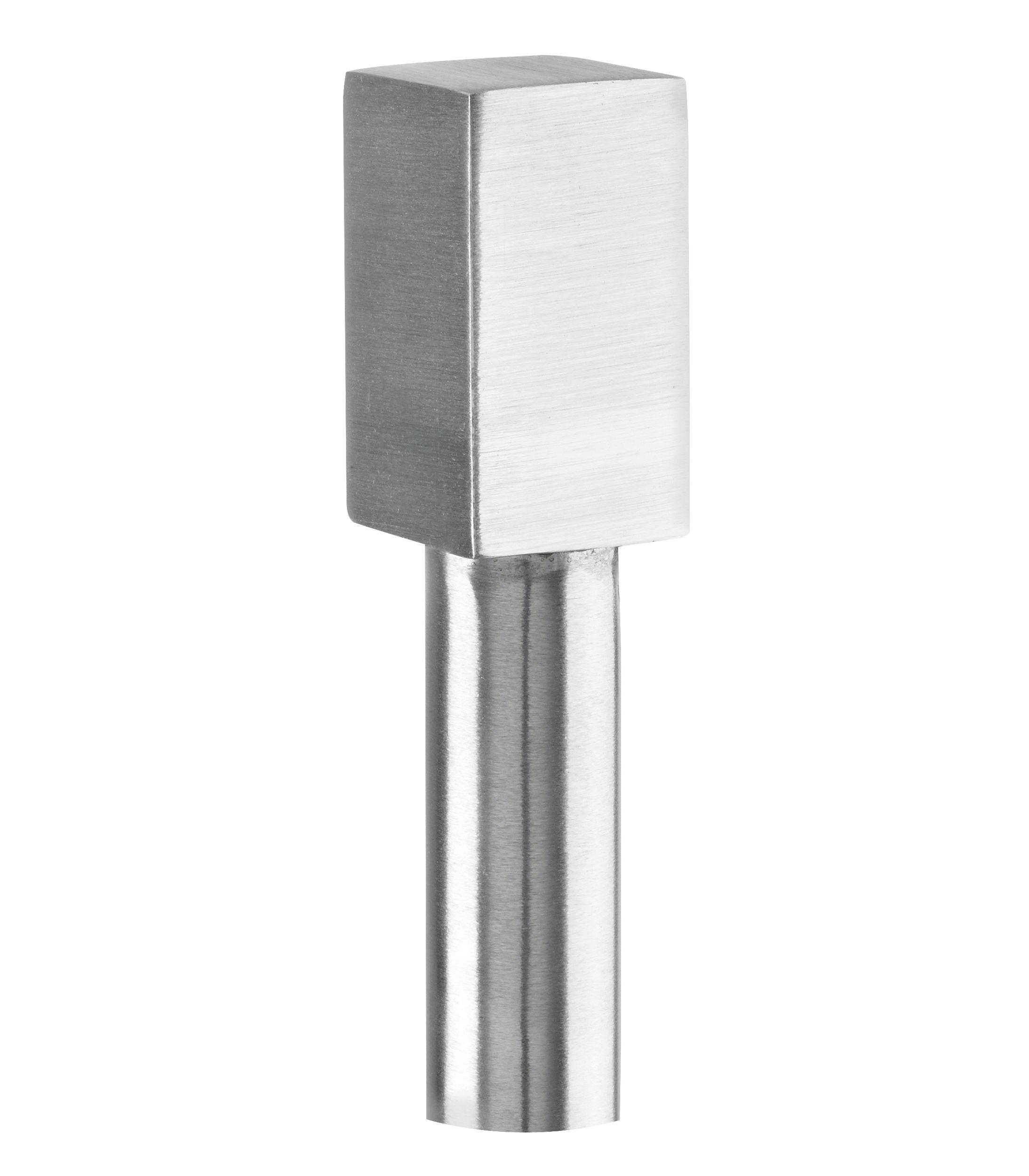 Kravet Metal Cube Satin Nickel HDW20099.106