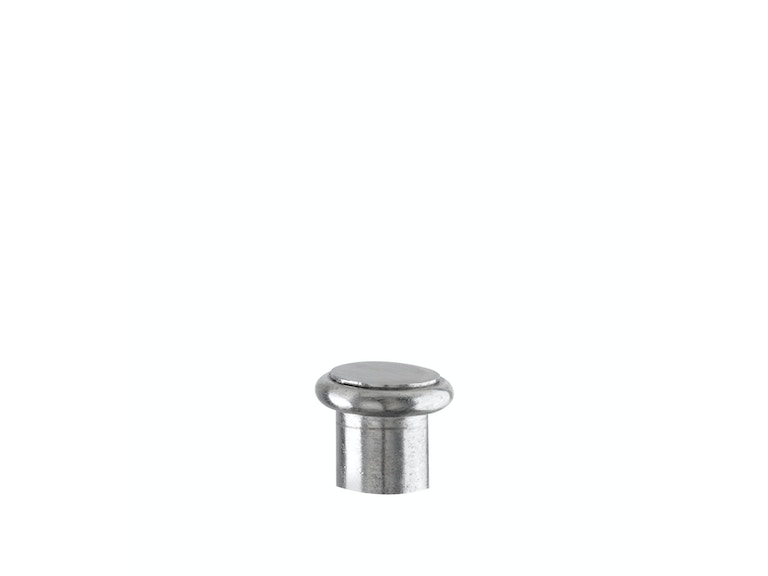 Kravet Metal End Cap-Satin Nickel HDW20101.106