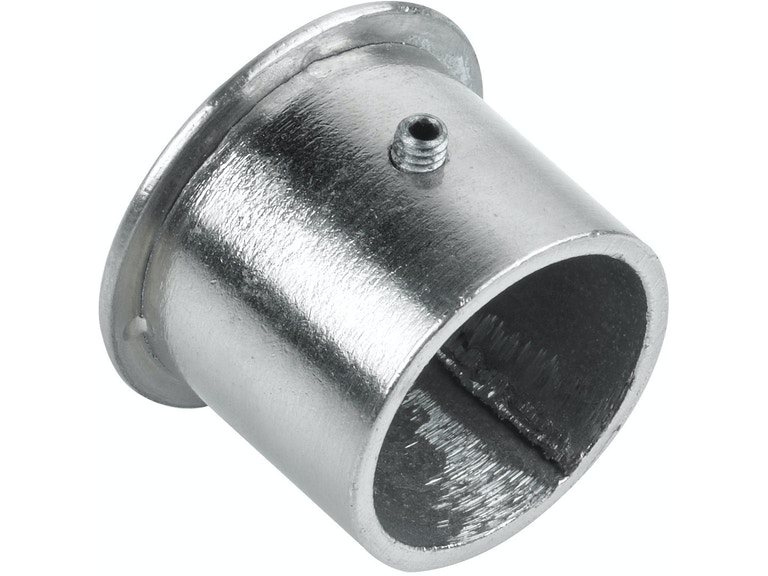 Kravet Closed End Socket-Satin Nickel HDW20110.106